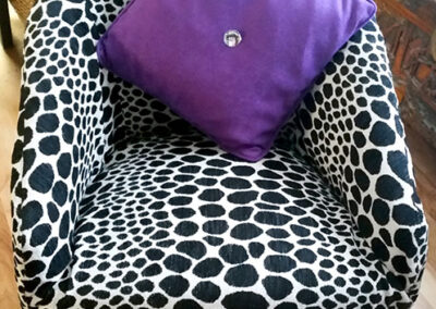 Single Arm Chair Cover